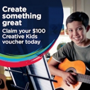 MackMusic Now a NSW Creative Kids Provider
